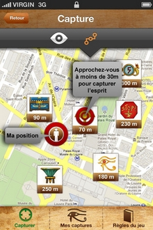 Application mobile Parc Astérix