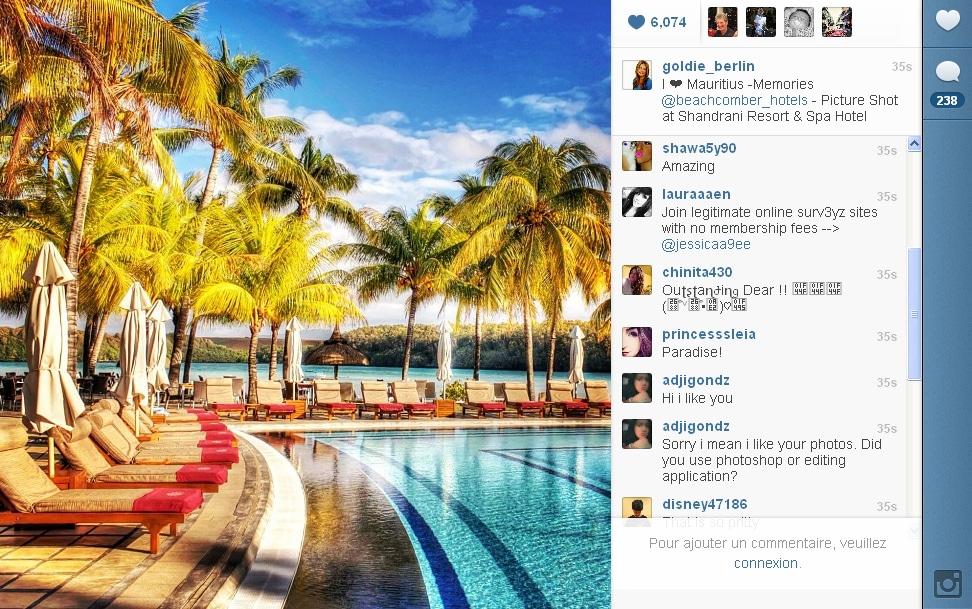 goldie_berlin pour Beachcomber