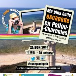 Concours photo, l&#039;exemple du Poitou-Charentes avec Sharypic et Instagram