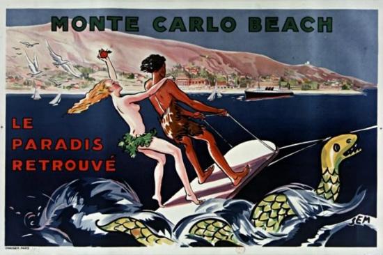 Monte Carlo le paradis retrouve (1931)