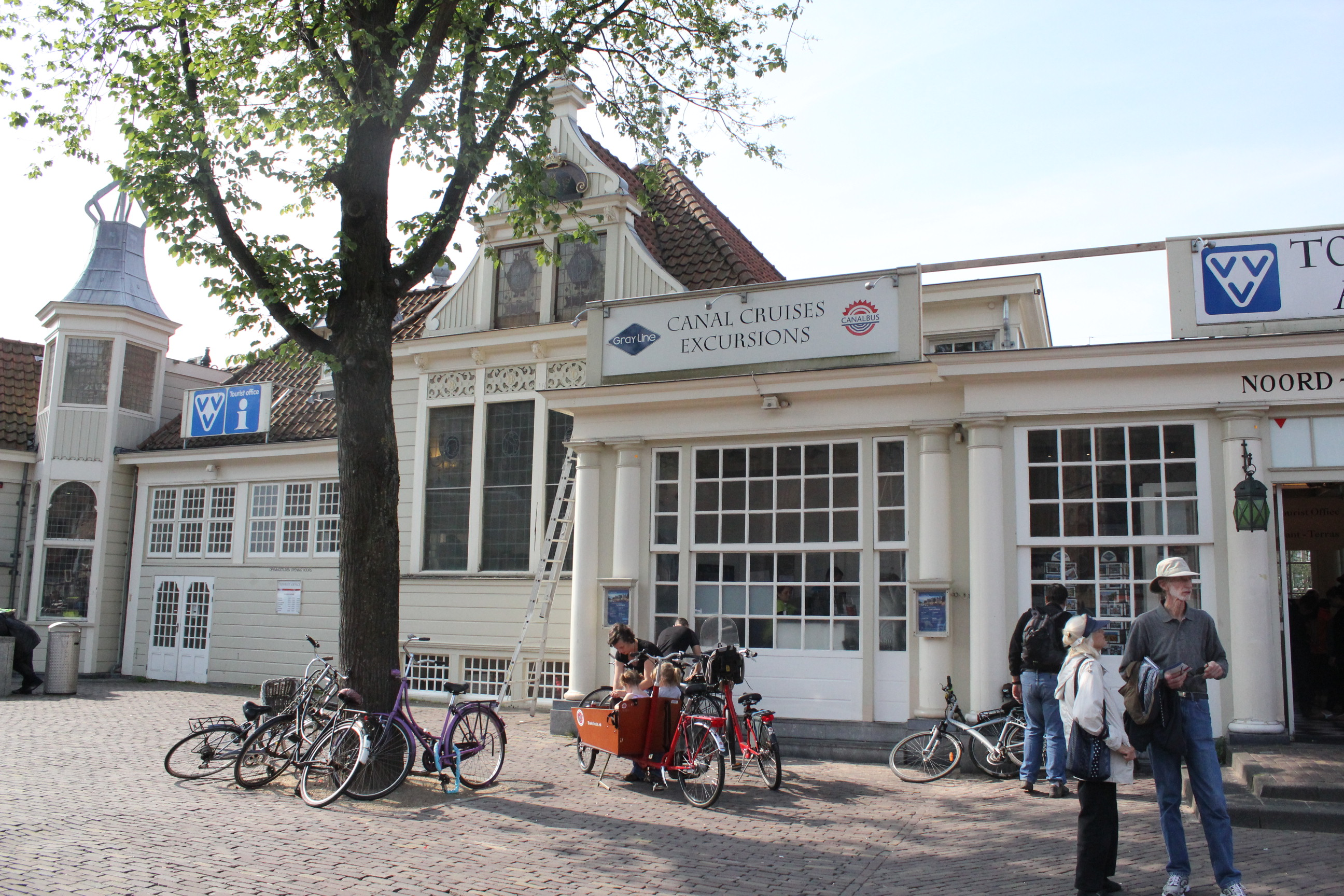 office de tourisme amsterdam