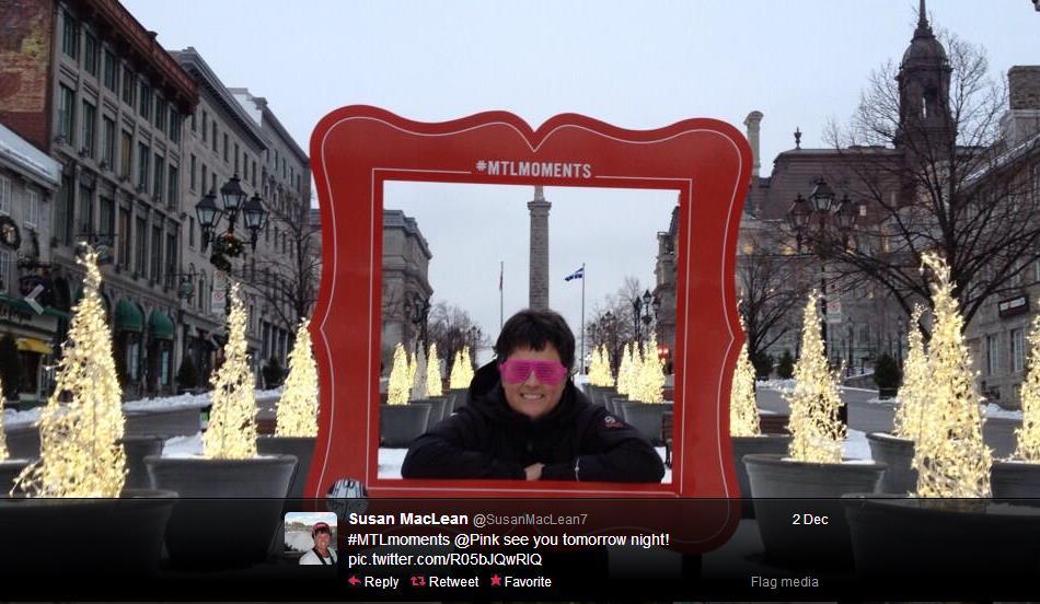 Mtlmoments Tourisme Montréal twitter