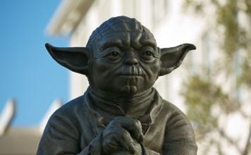 Yoda Fountain at the Presidio, San Francisco @Flickr Par sw77