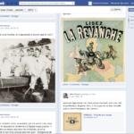 Statut facebook Léon Vivien