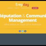 Conférence e-réputation   Community Management   Erepday.fr