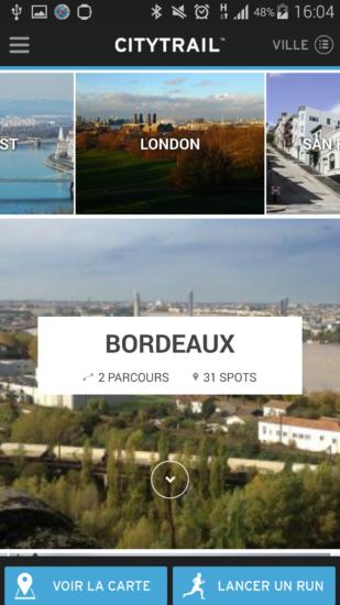 CityTrail Bordeaux