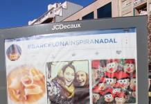 Barcelona partage concours photos