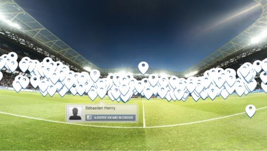 Illustration Vinci Stadium