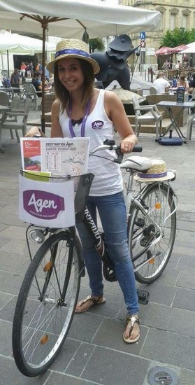 Agen vélo