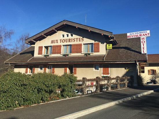 Hôtel des touristes
