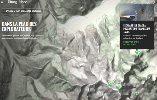Google Mont Blanc