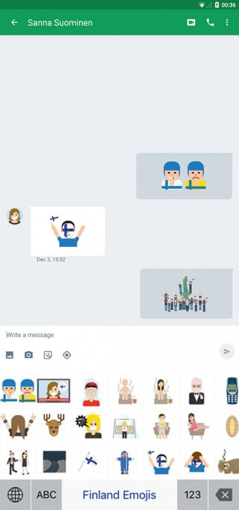 emoji-finland-android-clavier