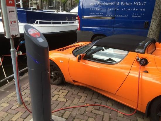 recharge auto amsterdam