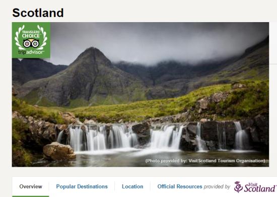 Tripadvisor Scotland