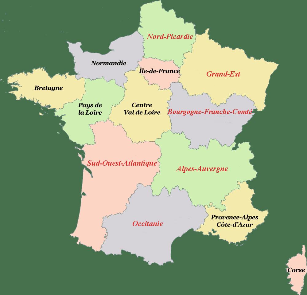 Carte de Rgion 2016 Etourisme_Info