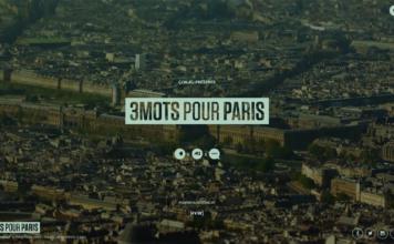 3 mots pour Paris