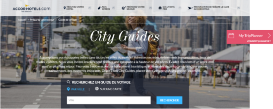 accor cityguides