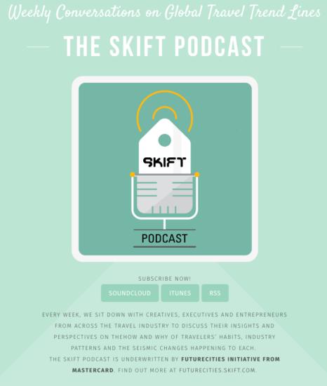 skift podcast