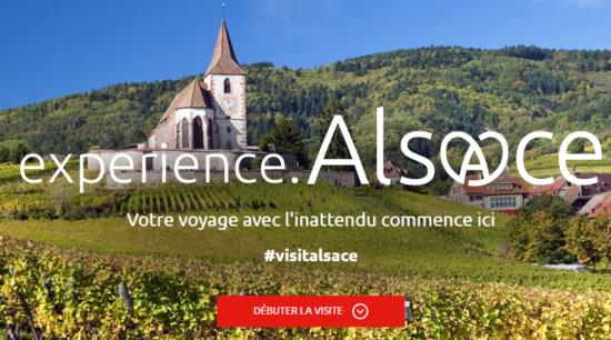 Expérience Alsace