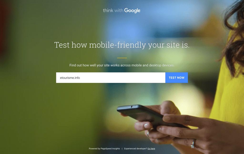 Outils pratiques pour site mobile