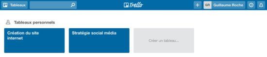 Trello - Board