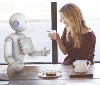 Quand l'Intelligence Artificielle remplace les emplois de service