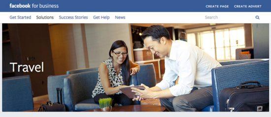 Ciblage Facebook Voyageurs