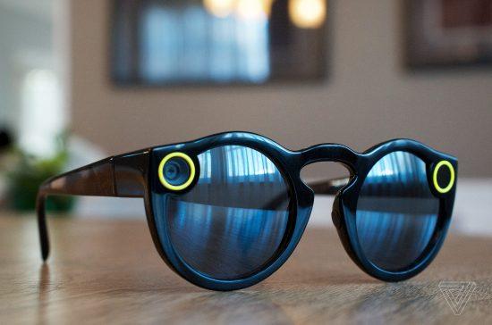 Les lunettes intelligentes Spectacles, de Snap