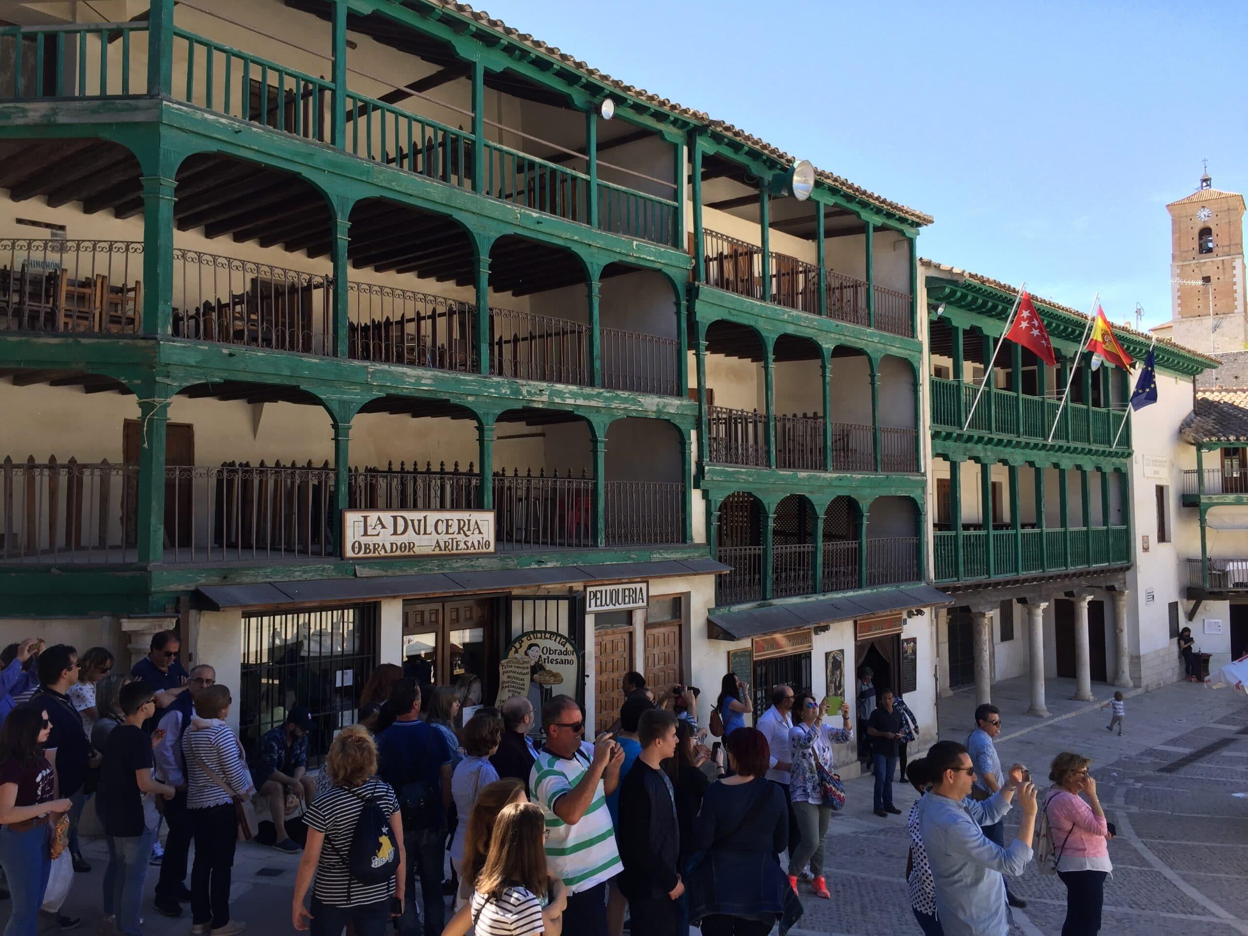 Visite de 3 offices de tourisme en espagne - Office de tourisme madrid ...