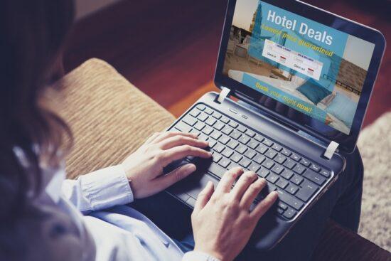 Reservation hoteliere en ligne