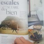 article pour se faire du bien du magazine Vacance de Voyageurs du monde