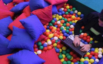 Les bureaux chez Google