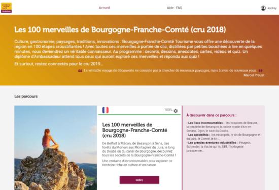 Avec le lancement du premier dispositif de elearning de territoire la  région Bourgogne – Franche Comté innove et défriche une piste intéressante. 468794eb66d4
