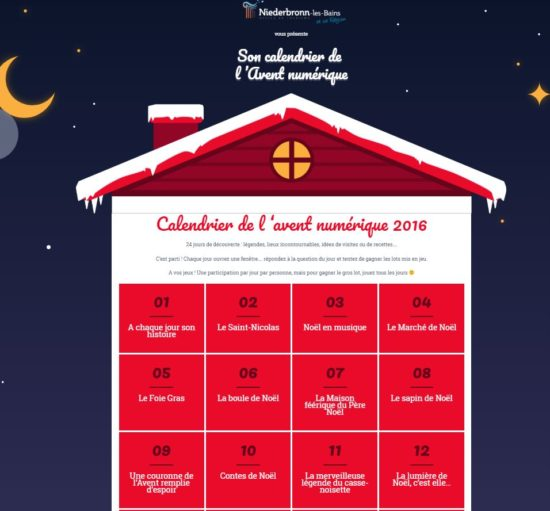 niederbroon les bains calendrier avent