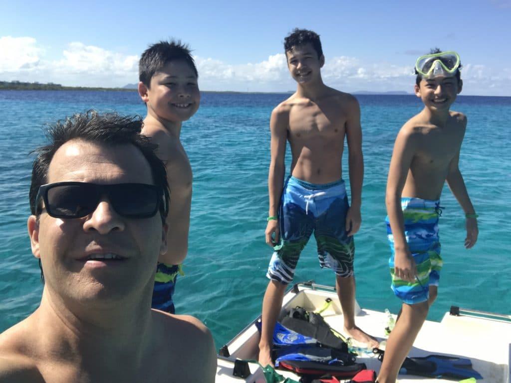 Les Gonzalo en vacances à Cuba, janvier 2019