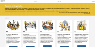 Micro learning Tourisme et coopération