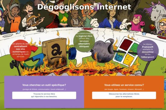 degooglisons internet