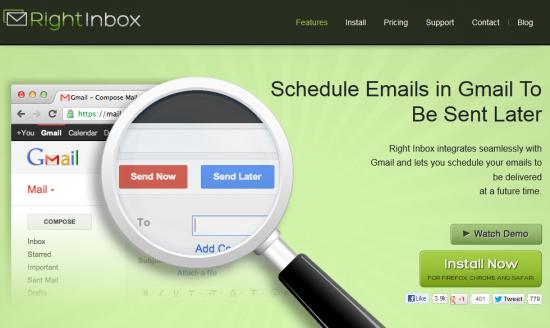 Planifier l'envoi de vos emails avec Gmail