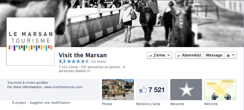Visit the Marsan