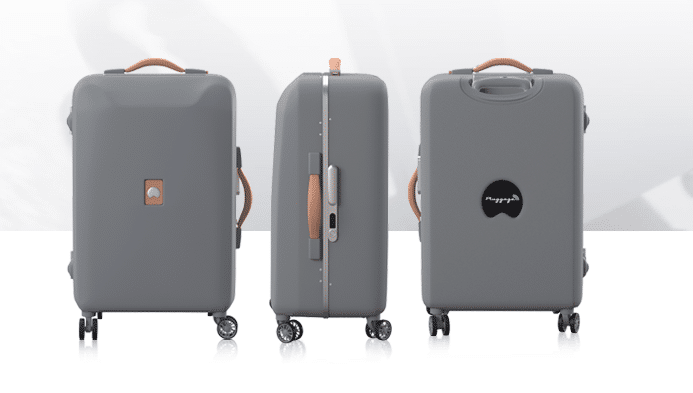 valise delsey coupes