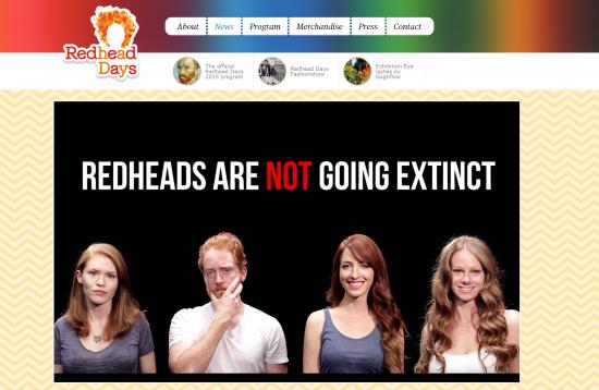 redheaddays1