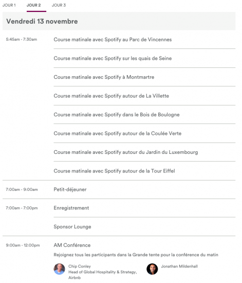 Spotify airbnb open