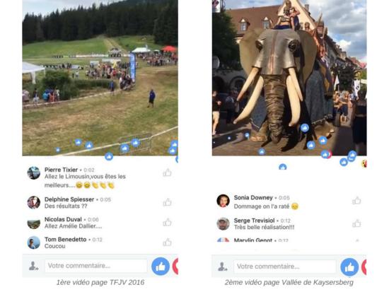 Facebook Live Kaysersberg