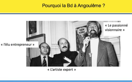 BD à Angoulême