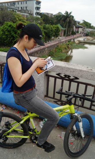 self-travelling