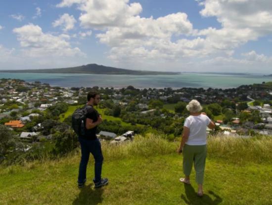 Keewi Touch Devonport accueil en nouvelle-Zélande