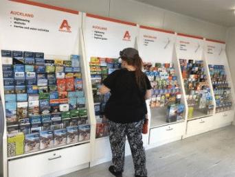 Office de Tourisme Auckland