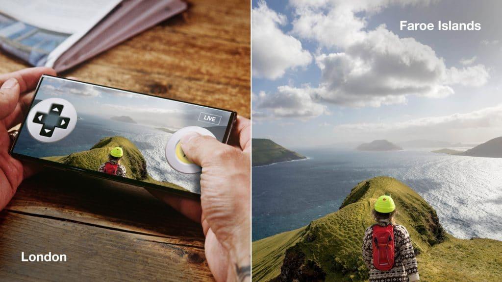 Iles Féroé et remote tourism