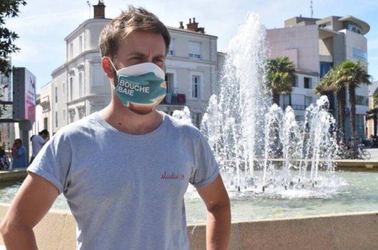 Masque identitaire Sables d'Olonne